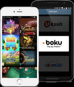 Pay By Boku Slots